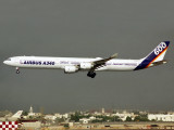 A340-600  F-WWDA