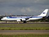 A340-200  LV-ZRA
