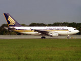 Taken at Singapore Changi before the type was withdrwn from service.