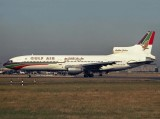 at LHR in 1987