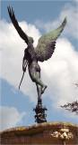 Eros Fountain - Ascott Gardens