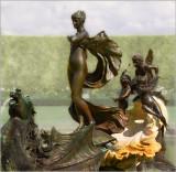 Venus Fountain - Ascott Gardens