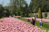 Cliveden long garden 2009/4