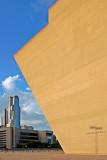 Unique Angle from Dallas City Hall