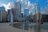 Dallas Cityscape from City Hall