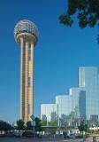 Reunion Tower & Hyatt Regency Hotel