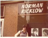 Norman Ricklow.