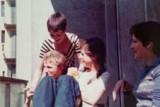 Henry, Sally & Debbie (colorist) - veranda of Milan Salon