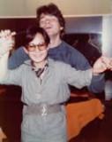 Tony Rizzo and May Nakamura at Sloane Street Salon