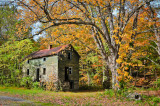 Autumn at the Delaware Water Gap