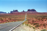 Monument Valley - First View - 1997