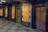 Elevators, Off the Lobby of  Buffalo City Hall