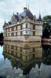 Chateau d'Azay-de-Rideau, Loire Valley, France
