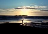 Sunset-Oregon Coast - 1968
