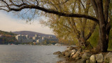 West Point Military Academy from Garrison, NY