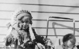 1915 - My father, John Milne Cary Boyd, at age 3 and my aunt Beatrice Boyd