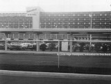 1959 - the front of the new terminal at Miami International Airport