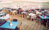 1960 - St. Clair's Boulevard Cafeteria at 5084 Biscayne Boulevard, Miami