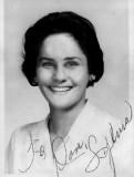 1963 - former St. Mary's student Sylvia Carmellini