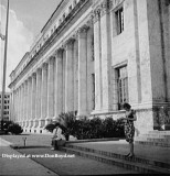 1939 - the beautiful U. S. Post Office in downtown Miami, Florida