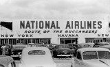 Early 1950's - the National Airlines Headquarters building east of LeJeune Road at MIA
