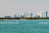 2009 - Oleta River State Park in the foreground and condos of Sunny Isles Beach in the background (#1602)