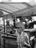 1963 - Helen Mulvey onboard the Calypso Liner
