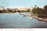 1930's - the mouth of Miami River