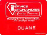 Service Merchandise catalog showrooms