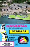 1969 - ad for Santana Marine Service at Dinner Key