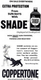 1969 - Shade suntan lotion by Coppertone