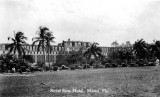 1910's - a postcard image of the Royal Palm Hotel, Miami