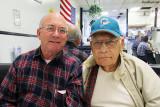 January 2010 - Eric D. Olson and retired Hialeah High coach Mike Feduniak