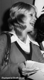 1972 - Susan Lowden (now Jacobs) in her Delta Air Lines stewardess uniform