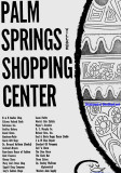 1960 - ad listing the original tenants of the Palm Springs Village Shopping Center on March 30th