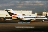 1977 - Delta Air Lines (ex-Northeast Airlines) B727-95 N1635 west of gate H-9 at MIA