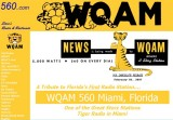 Steve's Radio and Railroads Website Tribute to WQAM 560 Tiger Radio
