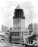 1927 - Dade County Courthourse under construction