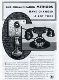 1950s - Bell System ad