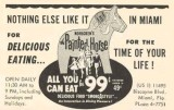 1950s - The Painted Horse restaurant advertisement