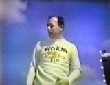 1960s - Rick Shaw in a WQAM 560 tiger sweatshirt