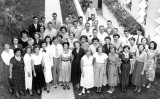 1951 - High school and young adult Sunday School group from Riverside Baptist Church