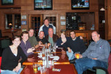 2007 - the BNA gang at Bailey's Sports Bar