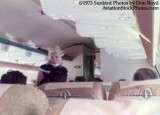 1973 - onboard a National Airlines flight