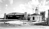 1930 - Curtiss-Wright Corporation aircraft hangar at Miami Municipal Airport