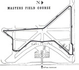 1958 - Masters Field Course - Motorsports Racing at former Marine Corps Air Station Miami, now Miami-Dade College North Campus