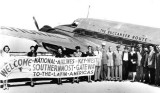 1944 - inaugural Key West to Havana flight by National Airlines