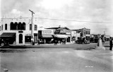 1927 - store fronts in downtown Hialeah, Florida