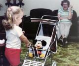 1978 - Karen and Aunt Beatrice
