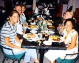 1997 - Nancy Rodriguez, Don, Karen, Donna, Karen and Gillian Justice